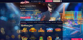 presentation generale de la plateforme vegas plus casino